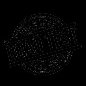 A Road Test logo