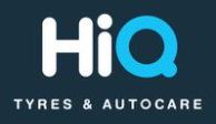 HiQ Tyres & Autocare Havant (Triangle Cars) Logo
